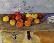 Apples and Biscuits, 1885