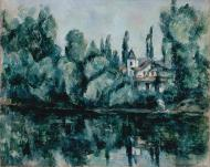 Banks of the Marne, 1888