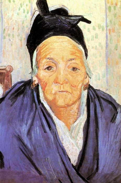 Old Woman Of Arles, An