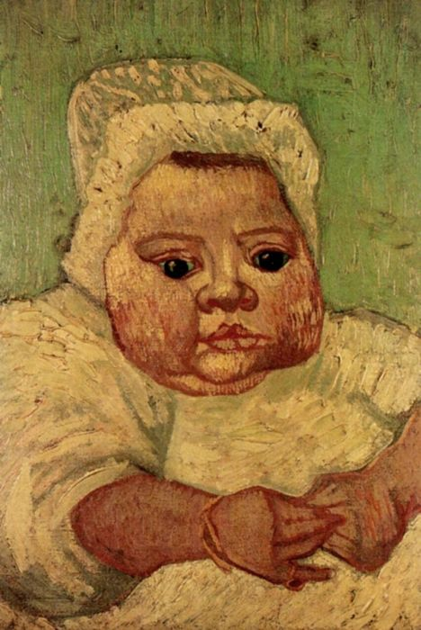 The Baby Marcelle Roulin 2