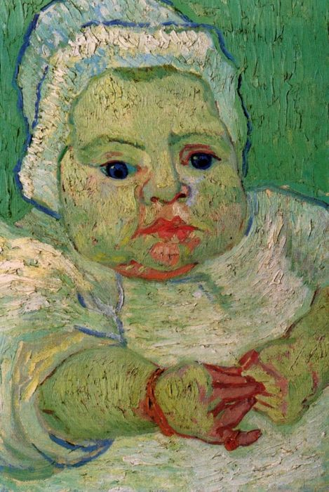 The Baby Marcelle Roulin 3