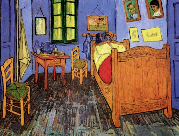 Vincent S Bedroom In Arles2