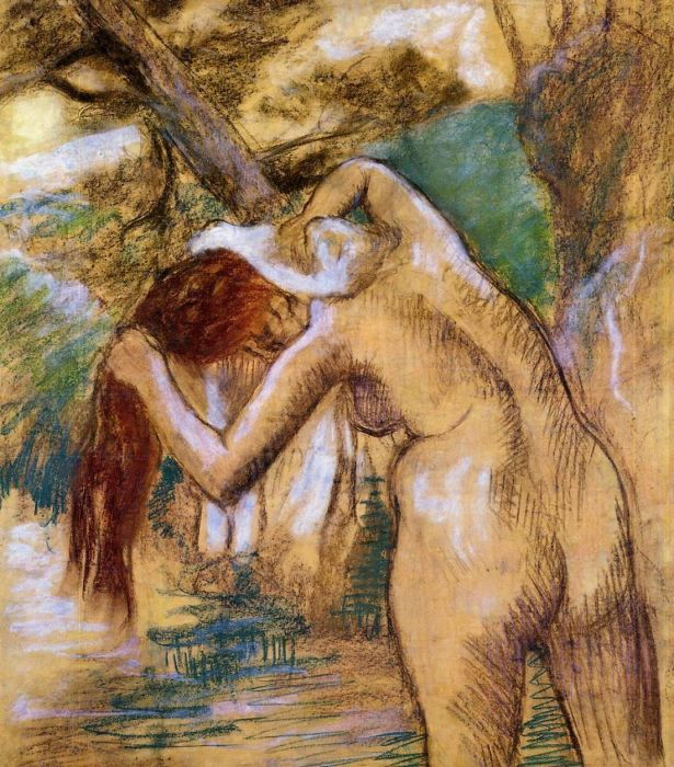 1903. Bather by the Water