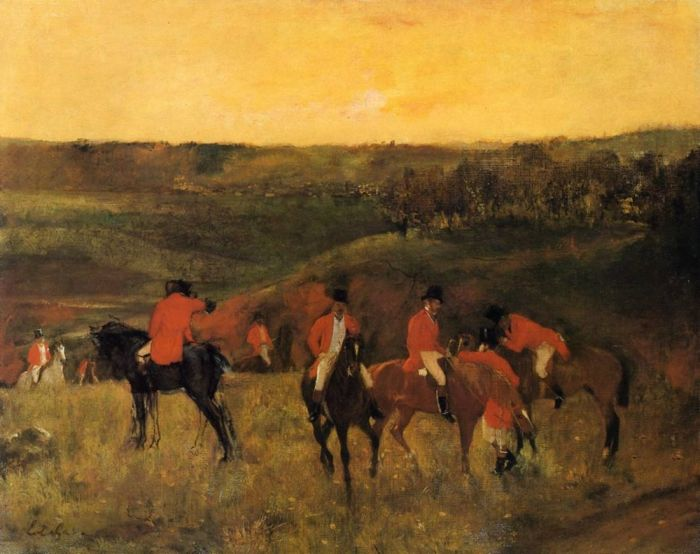 1863. The Start of the Hunt