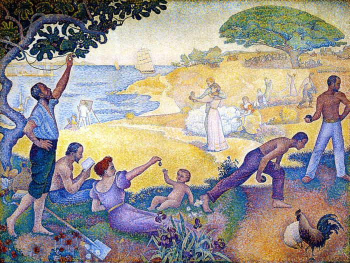 In the Time of Harmony, 1893-05