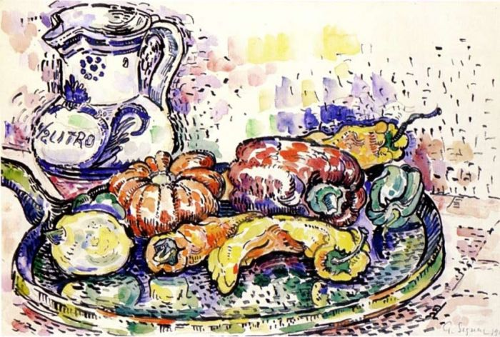 Still Life with Pitcher, 1919
