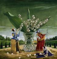 Illusions of Absurdity. Bouquet of Metaphors