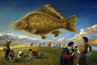 Reality of Absurdity. Gold Fish Rising