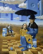 Eternity of Absurdity. Lullaby of Uncle Magritte