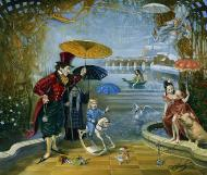 Illusions of Absurdity. Dream Flood in Fairyland (H.C.Andersen)