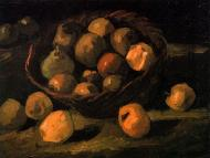 Basket Of Apples 1
