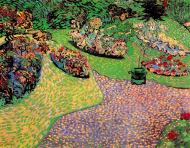 Garden In Auvers