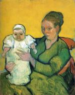 Mother Roulin With Her Baby 1