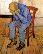 Old Man In Sorrow On The Threshold Of Eternity