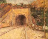 Roadway With Underpass The Viaduct