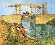 The Langlois Bridge At Arles1
