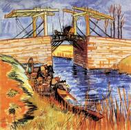 The Langlois Bridge At Arles2