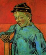 The Schoolboy Camille Roulin