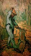The Woodcutter After Millet