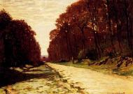 1864. Road in a Forest.
