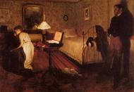 1868. Interior (also known as The Rape)