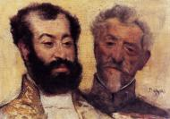 1871. General Mellinet and Chief Rabbi Astruc