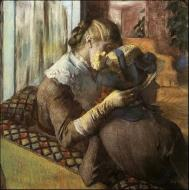 1883. At the Milliner's