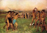 1860. The Young Spartans