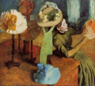 1885. The Millinery Shop
