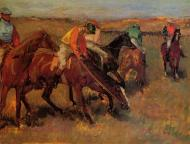 1882. Before the Race