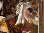 1877. Woman Leaving Her Bath