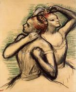 1897. Two Dancers