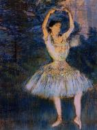 1891. Dancer with Raised Arms
