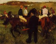 1868-1872. Out of the Paddock  -