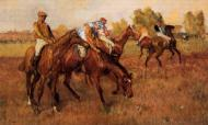 1882-1884. Before the Race