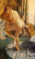 1883. After the Bath