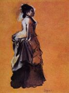 1872. Young Woman in Street Dress