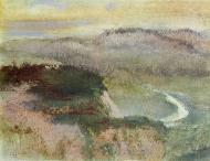 1890. Landscape with Hills