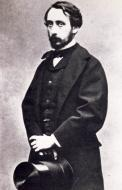 1855-1865  Edgar Degas jeune homme  Photographie  Paris, Biblioth?que nationale