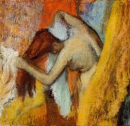 1900-1910. Woman at Her Toilette