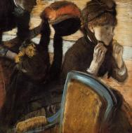 1882. At the Milliner's