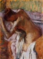 1900-1910. After the Bath