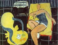 Dancer And Armchair