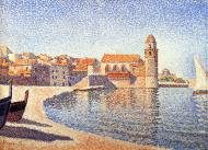 Collioure, theTower, 1887