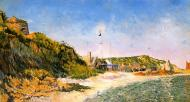 Port-en Bessin, the Beach, 1883
