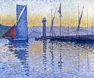 The Lighthouse, Saint-Tropez, 1895