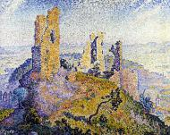 The Ruins of Grimaud, 1899